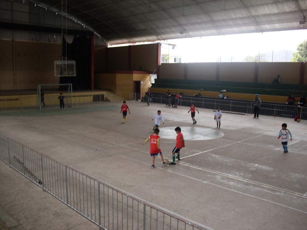 Sporthalle Camiri
