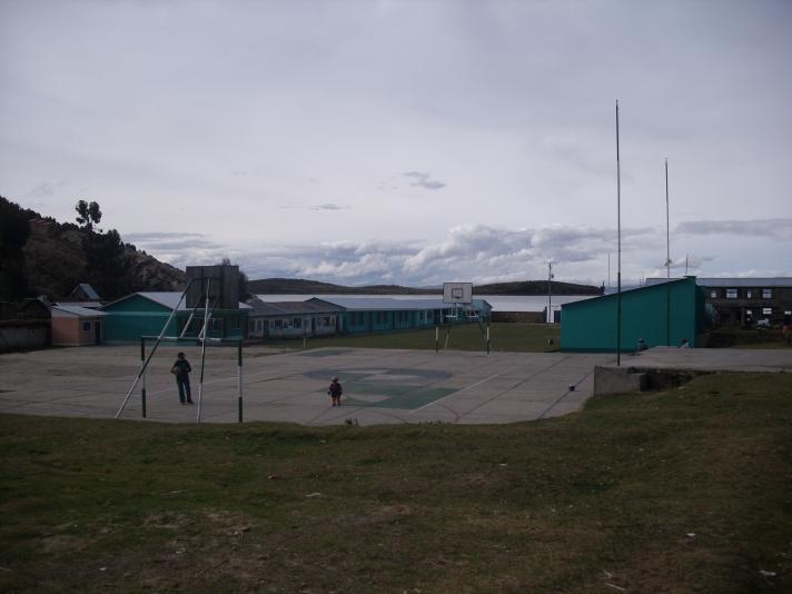 Bolzplatz Isla del Sol